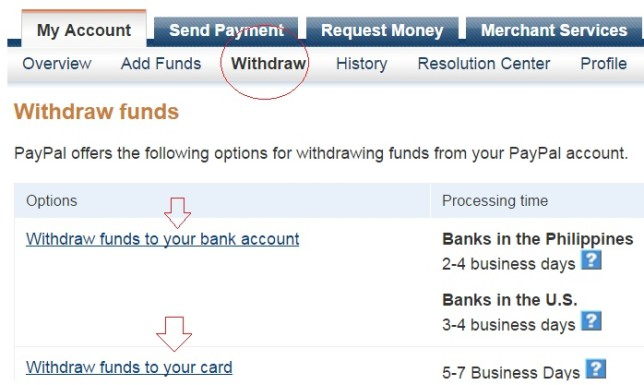 Can't transfer money to my bank account - PayPal Community