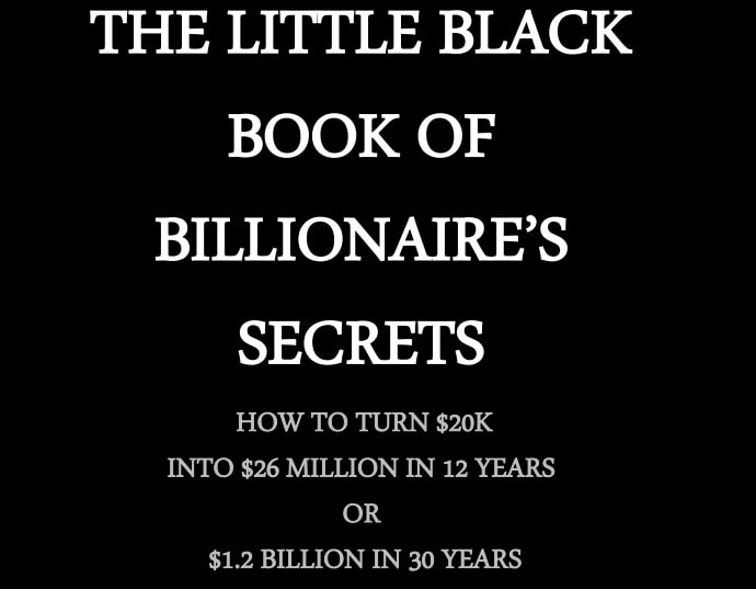 the little black book of dating secrets
