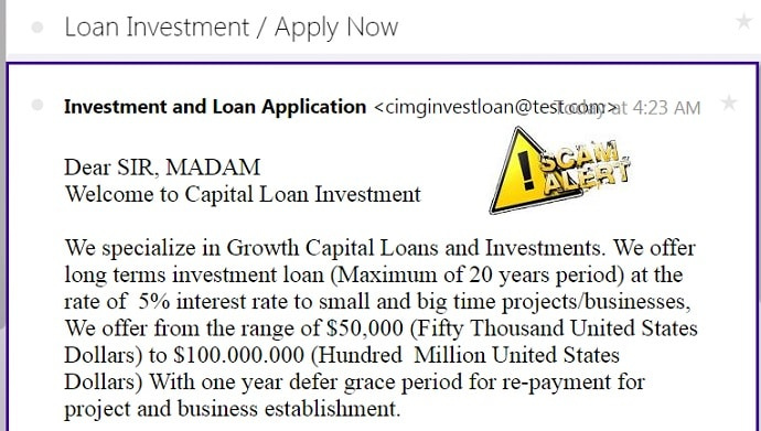 Fremont investment loan phone number