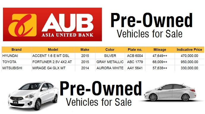 Car Sale In Philippines